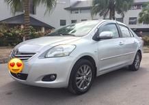 Tôi cần bán chiếc xe Toyota Vios 1.5E/MT đời 2010 màu bạc chính chủ tên tôi, giá bán 308 triệu