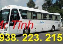 Bán Thaco Universe tb12s 375ps 47 chỗ 2017, màu trắng, nhập khẩu nguyên chiếc mới nhất