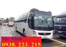 Màu xe khách 47 chỗ Universe Thaco TB120s mới đẹp nhất