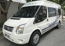 Cần bán xe Ford Transit LX đời 2016, màu trắng, số sàn