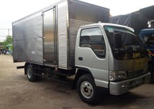 Xe tải JAC 3T45 động cơ Isuzu nhập khẩu 2017