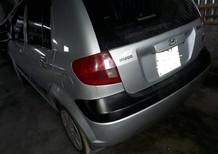 Cần bán gấp Hyundai Getz 2009, màu bạc