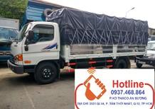 Giá xe tải Hyundai 6,5 tấn HD650. Xe tải Hyundai Trường Hải - Xe tải Hyundai 2017