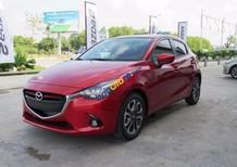 Bán xe Mazda 2 đời 2017, màu đỏ, giá 585tr