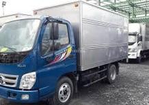 Giá bán xe tải thùng 2.4 tấn Trường Hải Thaco Ollin 345 mới động cơ Isuzu. Liên hệ trả góp