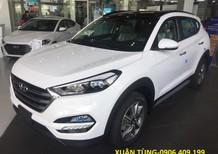 Hyundai Tucson 2019 tại Đà Nẵng, màu trắng, đủ màu - Lh: 0906.409.199 Mr Tùng hỗ trợ vay 90% thủ tục nhanh gọn