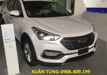 Bán xe Santa Fe 2018 tại Đà Nẵng, LH: Xuân Tùng -0906.409.199, ưu đãi tốt nhất hỗ trợ tận tình cho khách mua xe