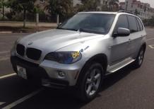 Bán BMW X5 3.0Si năm 2008, màu bạc, nhập khẩu nguyên chiếc, 800 triệu