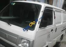 Cần bán gấp Suzuki Super Carry Van sản xuất 2014, màu trắng ít sử dụng, 255tr
