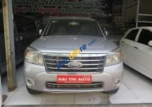 Bán Ford Everest Limited AT năm 2010, màu bạc số tự động, giá tốt