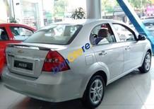 Cần bán xe Chevrolet Aveo sản xuất năm 2017, màu bạc, giá 459tr