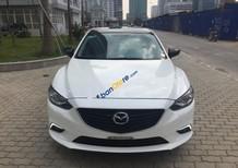 Bán Mazda 6 2.0AT sản xuất 2016, màu trắng