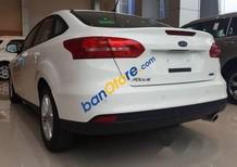 Cần bán xe Ford Focus Ecoboots Trend đời 2017, màu trắng