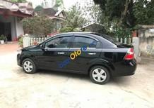 Bán ô tô Daewoo Gentra sản xuất năm 2008, màu đen, giá 190tr