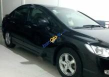 Cần bán Honda Civic sản xuất năm 2008, màu đen, 440 triệu