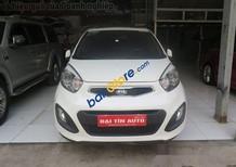 Cần bán lại xe Kia Morning AT sản xuất 2011, màu trắng số tự động