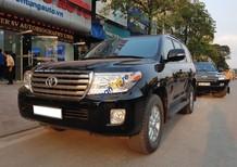 Cần bán gấp Toyota Land Cruiser VX 4.6 AT năm sản xuất 2014, màu đen, xe nhập