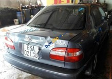 Xe Toyota Corolla sản xuất năm 2001, màu đen