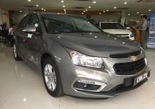 Bán Chevrolet Cruze giảm giá thẳng bằng tiền mặt, hỗ trợ vay 90%