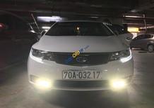 Cần bán xe Kia Forte SX sản xuất 2013, màu trắng số tự động, 490 triệu