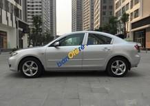Bán xe Mazda 3 1.6  AT  Sport năm 2005, màu bạc