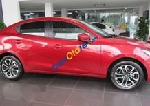 Bán ô tô Mazda 2 năm sản xuất 2017, màu đỏ, 550 triệu