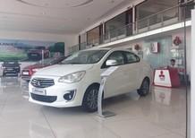 Cần bán xe Mitsubishi Attrage đời 2018, màu trắng, nhập khẩu nguyên chiếc