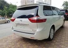 Cần bán lại xe Toyota Sienna đời 2014, xe nhập, như mới
