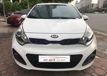 Bán xe Kia Rio Hatchback 1.4AT đời 2012, màu trắng, nhập khẩu Hàn Quốc, số tự động