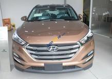Bán xe Hyundai Tucson sản xuất 2018 màu nâu, xe lắp ráp, hỗ trợ trả góp lên đến 85% - LH: 090.467.5566