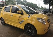 Cần bán lại xe Kia Morning năm 2009, màu vàng số tự động