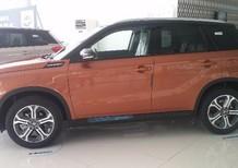 Bán xe Suzuki Vitara 2017, nhập khẩu Châu Âu, giá tốt, xe sẵn giao ngay. LH: 0938.036.038