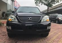 Cần bán gấp Lexus GX470 2009, màu đen, xe nhập Mỹ 1 chủ đi