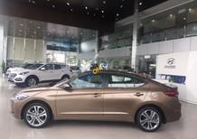 Bán ô tô Hyundai Elantra 1.6MT năm sản xuất 2017, màu nâu