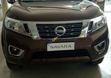 Bán xe Nissan Navara EL đời 2017, màu nâu, nhập khẩu khuyến mãi trên 50tr. Alo 0939 163 442