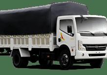 Bán xe tải Veam VT340S, thùng dài 6m1, tải 3,5t hợp lý chở đồ cồng kềnh