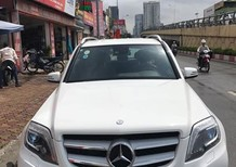 Cần bán gấp Mercedes GLK250 2014, màu trắng