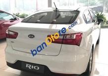 Bán Kia Rio AT năm 2017, màu trắng, xe nhập