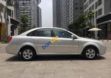 Bán Daewoo Lacetti EX 1.6 năm 2010, màu bạc, xe nhập