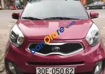 Cần bán lại xe Kia Morning năm sản xuất 2014, màu đỏ, xe nhập chính chủ
