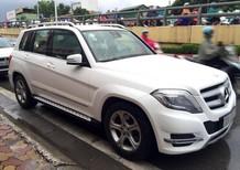 Bán xe Mercedes glk250 2014, màu trắng, chính chủ