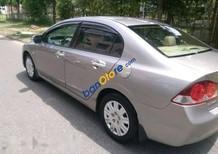 Cần bán xe Honda Civic 1.8 MT sản xuất năm 2007, màu bạc chính chủ, 340tr