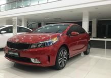 Bán Kia Cerato năm sản xuất 2017, màu đỏ