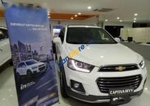 Bán ô tô Chevrolet Captiva sản xuất 2017, màu trắng, nhập khẩu