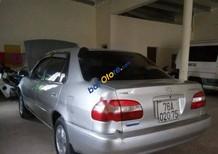 Bán Toyota Corolla sản xuất năm 1997, màu bạc