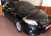 Bán Toyota Corolla altis MT đời 2009, màu đen