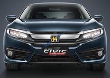 Honda Ô tô Giải Phóng - Honda Civic 1.5 Turbo 2017, ưu đãi cực lớn, LH ngay, LH Hotline: 0969577699