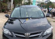 Cần bán Toyota Corolla Altis sản xuất 2011, màu đen. Xe chính chủ, 1 đời chủ