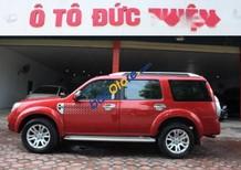 Cần bán gấp Ford Everest năm 2013, màu đỏ số tự động
