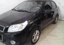 Xe Chevrolet Aveo LT đời 2014, màu đen số sàn, giá tốt